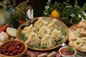 Познай грузию с грузинским вкусом