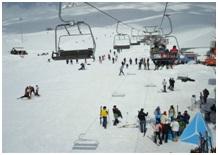 Gudauri Skiing