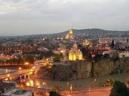 Тбилиси и море